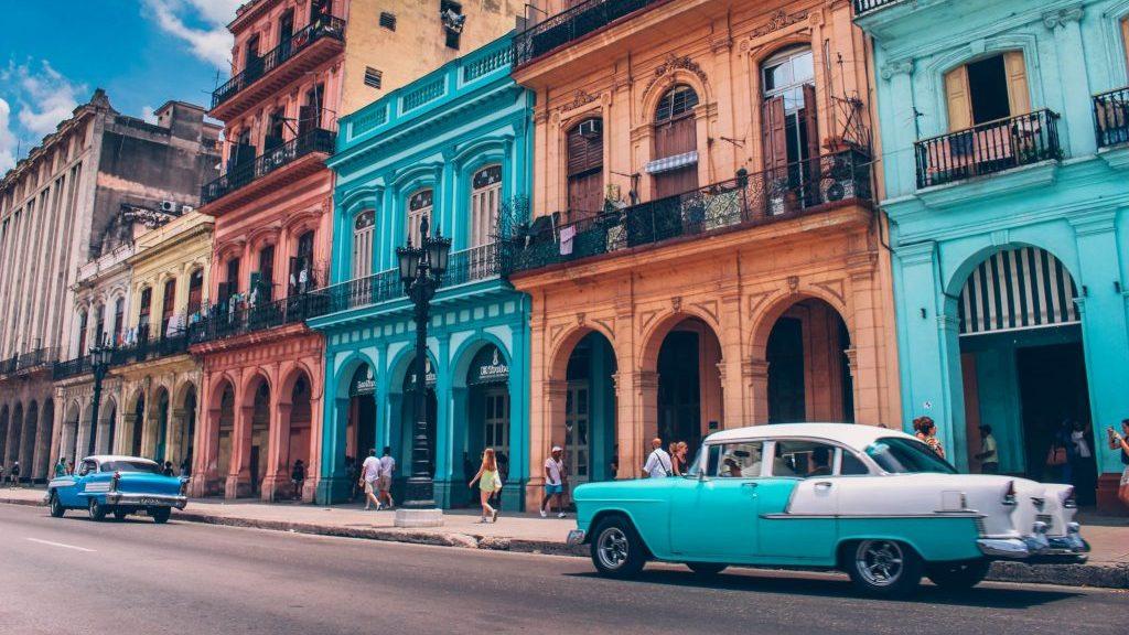Adhesivos Estuve en Cuba