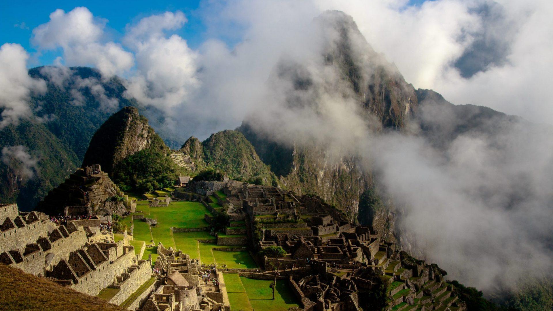 viajar a Machu Picchu